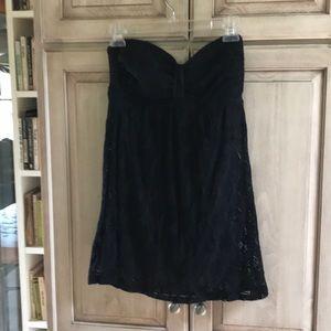 Athena Swim Dress sz 10 black EUC